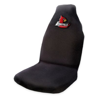 NCAA University of Louisville Car Seat Cover