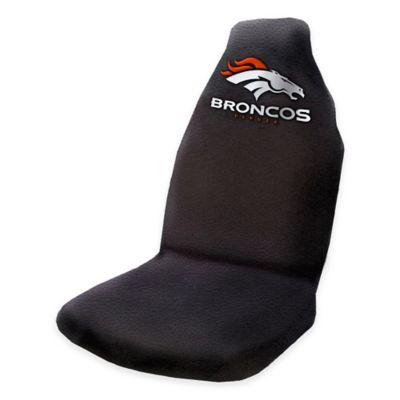NFL Denver Broncos Car Seat Cover
