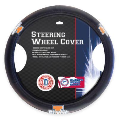 NCAA University of Illinois Steering Wheel Cover