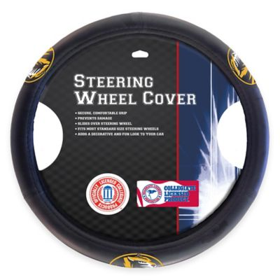 NCAA University of Missouri Steering Wheel Cover