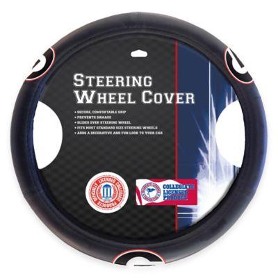NCAA University of Georgia Steering Wheel Cover