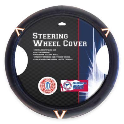 NCAA University of Virginia Steering Wheel Cover