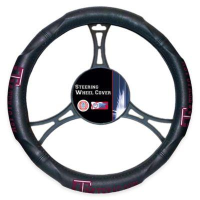 NCAA Texas A&M University Steering Wheel Cover