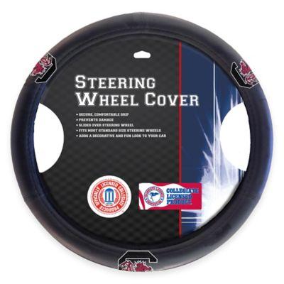 NCAA University of South Carolina Steering Wheel Cover