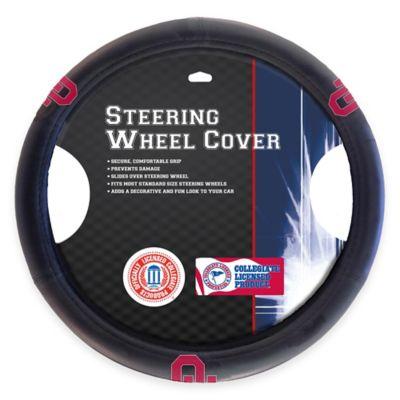 NCAA University of Oklahoma Steering Wheel Cover