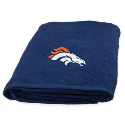 NFL Denver Broncos Bath Towel