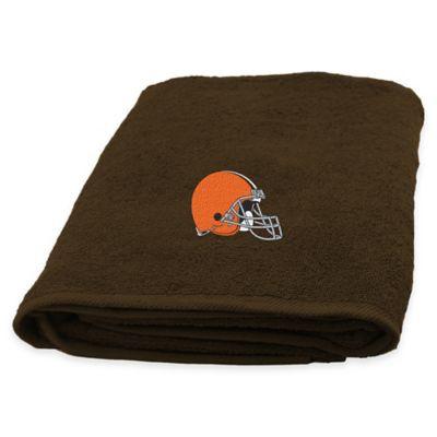 NFL Cleveland Browns Bath Towel