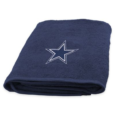 NFL Dallas Cowboys Bath Towel