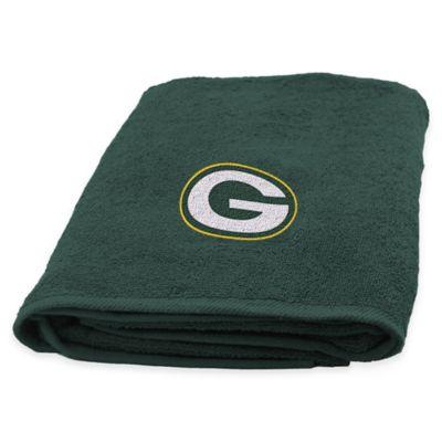 NFL Green Bay Packers Bath Towel