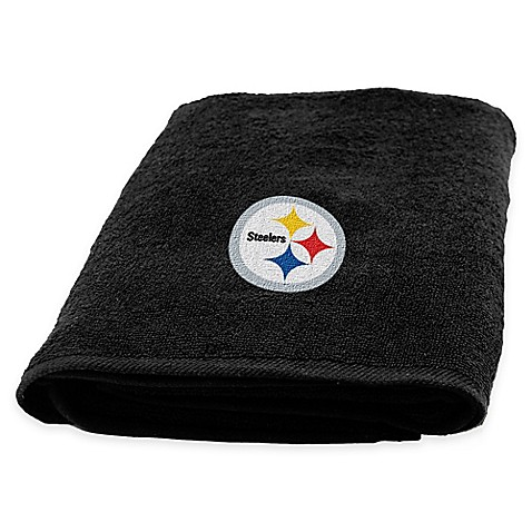 Buy Nfl Pittsburgh Steelers Bath Towel From Bed Bath Amp Beyond