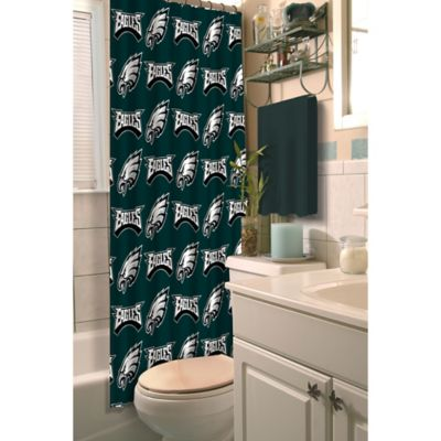 NFL Philadelphia Eagles Shower Curtain