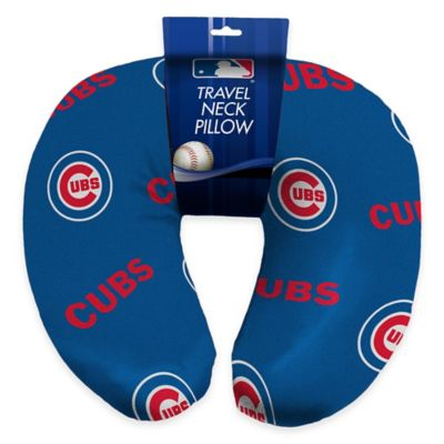MLB Chicago Cubs Travel Neck Pillow