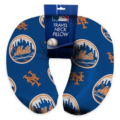 MLB New York Mets Travel Neck Pillow