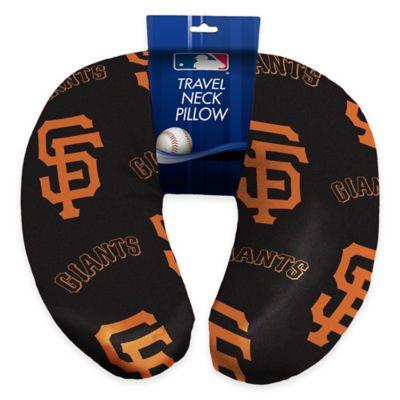 MLB San Francisco Giants Travel Neck Pillow