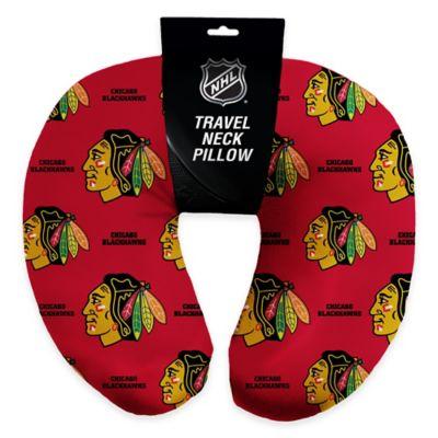 NHL Chicago Blackhawks Travel Neck Pillow