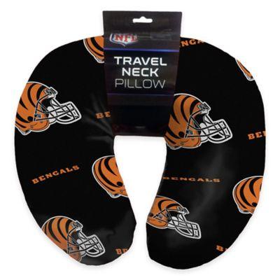 NFL Cincinnati Bengals Travel Neck Pillow