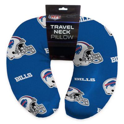 NFL Buffalo Bills Travel Neck Pillow