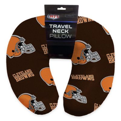 NFL Cleveland Browns Travel Neck Pillow