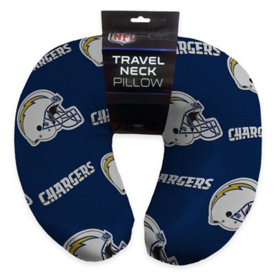 NFL San Diego Chargers Travel Neck Pillow