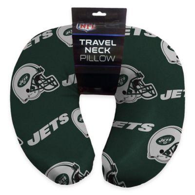 NFL New York Jets Travel Neck Pillow