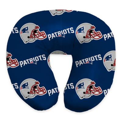 NFL New England Patriots Travel Neck Pillow