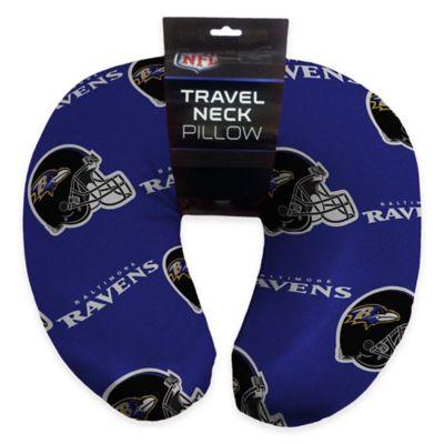 NFL Baltimore Ravens Travel Neck Pillow