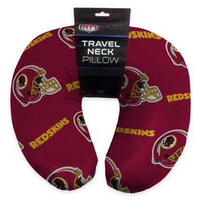 NFL Washington Redskins Travel Neck Pillow