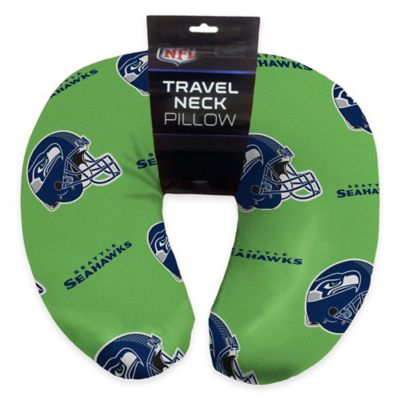 NFL Seattle Seahawks Travel Neck Pillow