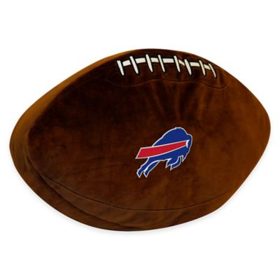 NFL Buffalo Bills 3D Football Plush Pillow