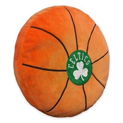 NBA Boston Celtics 3D Basketball Plush Pillow