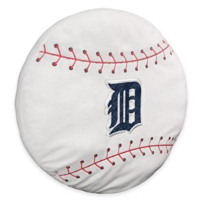 MLB Detroit Tigers 3D Baseball Plush Pillow