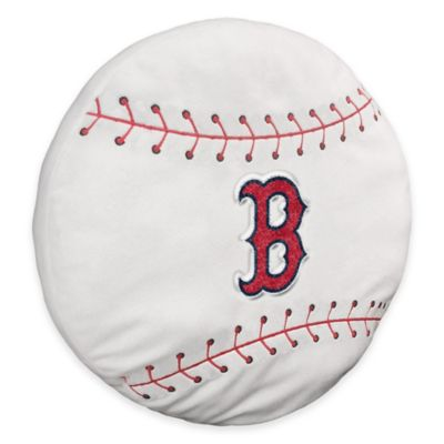MLB Chicago Red Sox 3D Baseball Plush Pillow