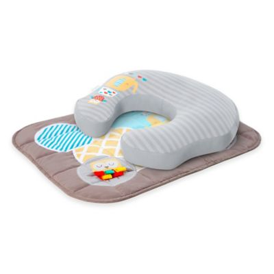 Comfort & Harmony™ Simply Mombo™ 2-Piece Love to Lounge Mat and Nursing Pillow Set