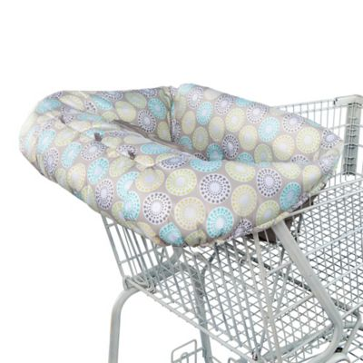 Comfort & Harmony™ Cozy Cart Cover™ in Chocolate Circles