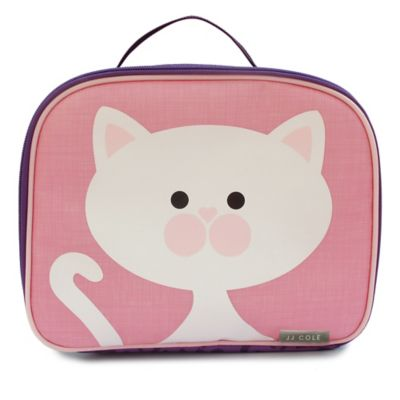JJ Cole® Cat Toddler Insulated Lunch Bag