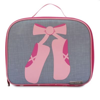 JJ Cole® Ballet Toddler Insulated Lunch Bag