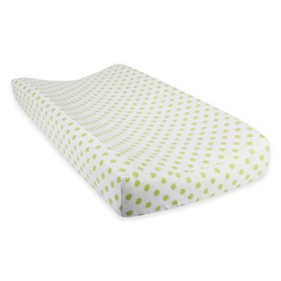 Trend Lab® Sage Dot Changing Pad Cover