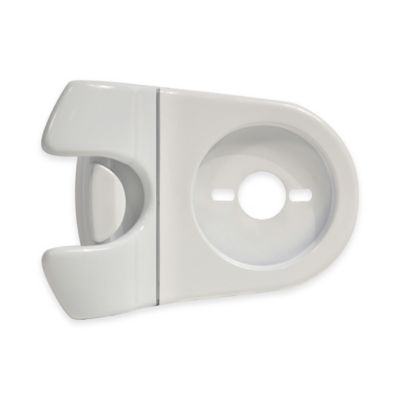 Home Safe Lever Handle Lock in White