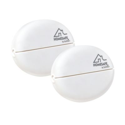 Home Safe Blind Cord Shorteners in White (Set of 2)