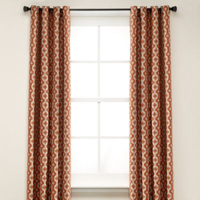 Anello Grommet Top Window Curtain Panel