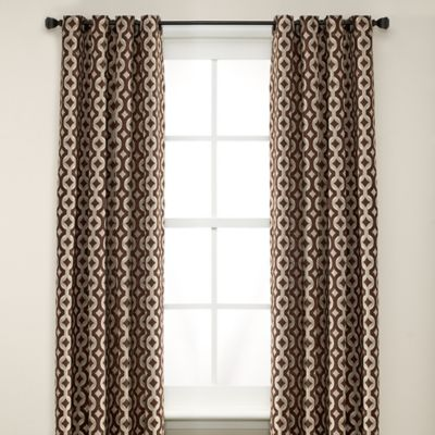 Buy Pawleys Island Sunbrella 108 Inch Grommet Top Outdoor Curtain Panel In Light Brown From