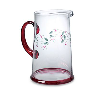 Pfaltzgraff® Winterberry 2 1/2-Quart Pitcher