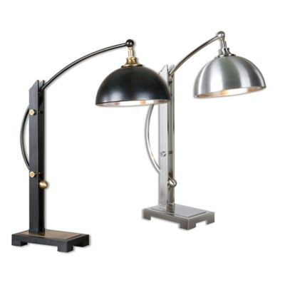 Uttermost Malcolm Table Lamp in Bronze