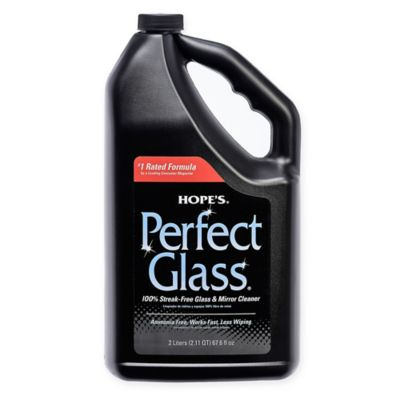 Perfect Glass Cleaner