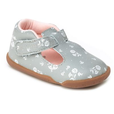 Carter's® Every Step Size 3 Becca Standing Shoe in Grey