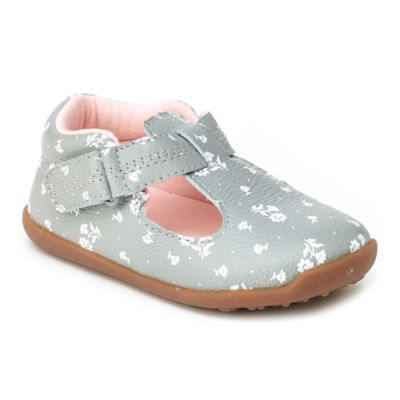 Grey Girls' Shoes