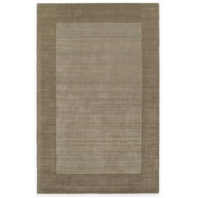 Kaleen Regency 3-Foot 6-Inch x 5-Foot 3-Inch Indoor Rug in Taupe