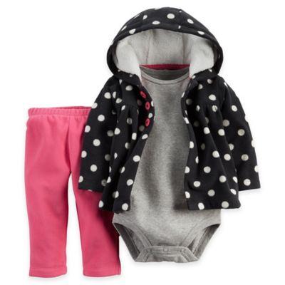 Black/Grey/Pink Baby & Kids