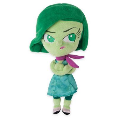 "Disney® Pixar ""Inside Out"" Disgust Plush Toy"