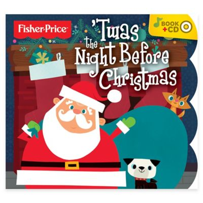 'Twas the Night Before Christmas Book and CD